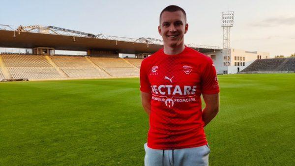 Officiel : Haris Duljevic rejoint le Nîmes Olympique