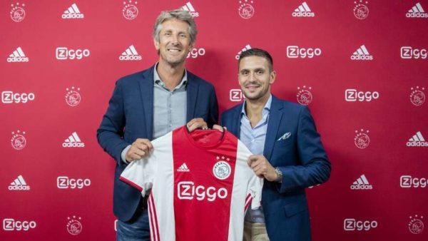 Officiel : Dusan Tadic prolonge son contrat avec l'Ajax
