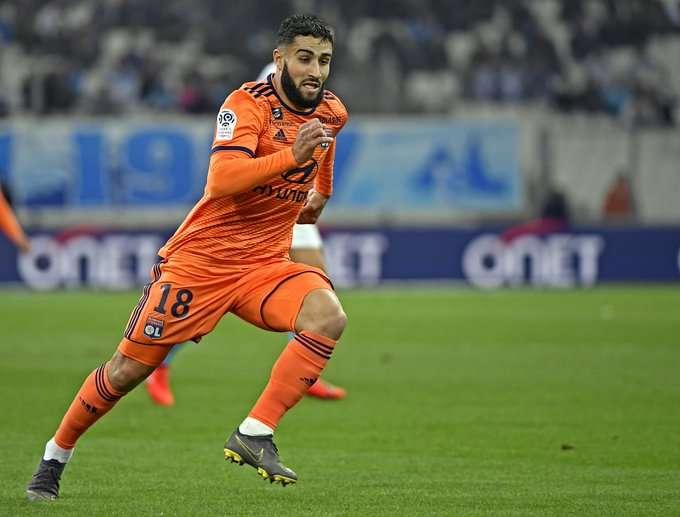 OL : Nabil Fékir s'est envolé pour Séville !