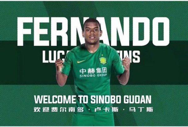 Officiel : Fernando rejoint la Chine