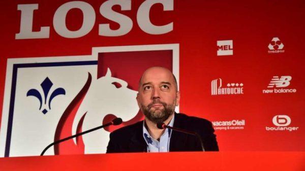 LOSC : Gérard Lopez dévoile les dessous des opérations Pépé et Leao