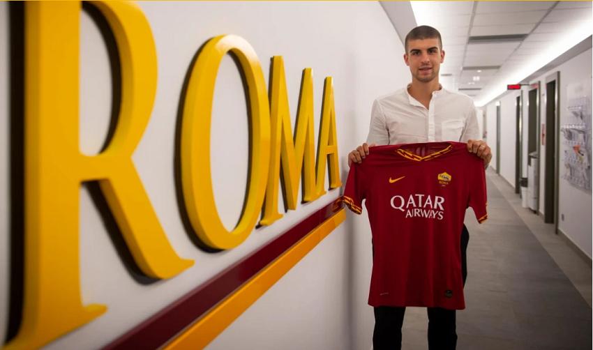 Officiel : la Roma déniche le successeur de Kostas Manolas