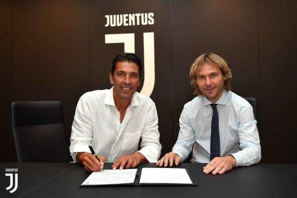 Officiel : Buffon fait son grand retour à la Juventus