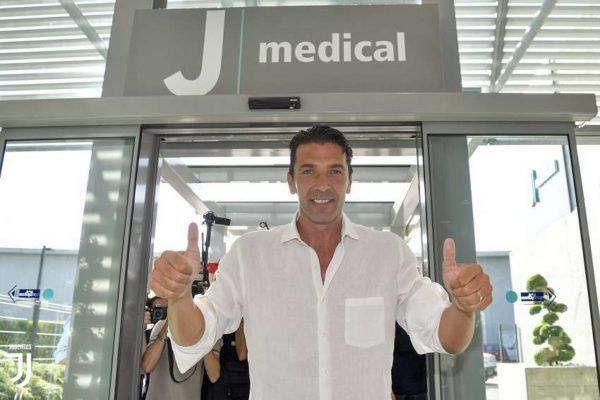 Juventus : Buffon vers une prolongation ?