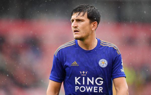 Officiel : Harry Maguire absent à l'entraînement de Leicester City
