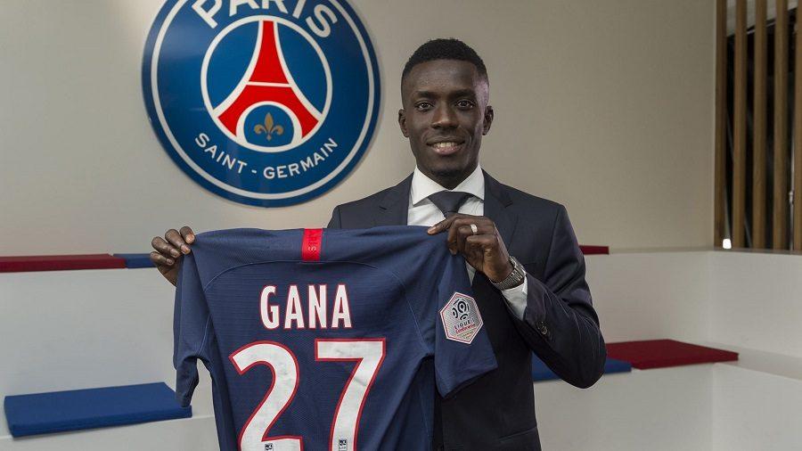 Officiel : Idrissa Gueye est un joueur du PSG