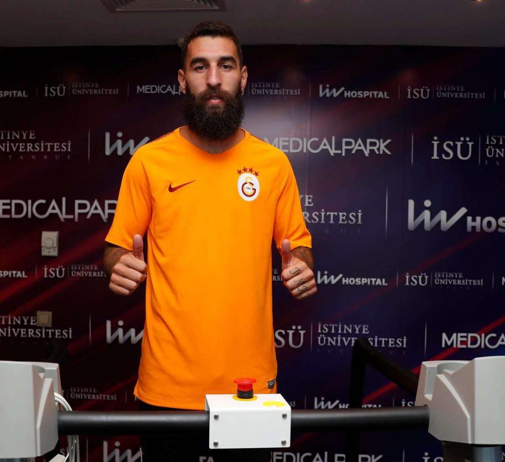Officiel : Jimmy Durmaz signe à Galatasaray