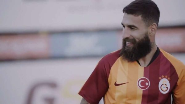 Officiel : Jimmy Durmaz signe à Galatasaray