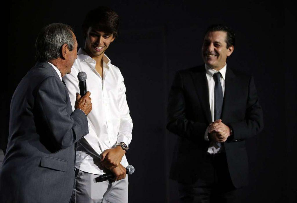 Atlético : Joao Felix évoque le prix affolant de son transfert