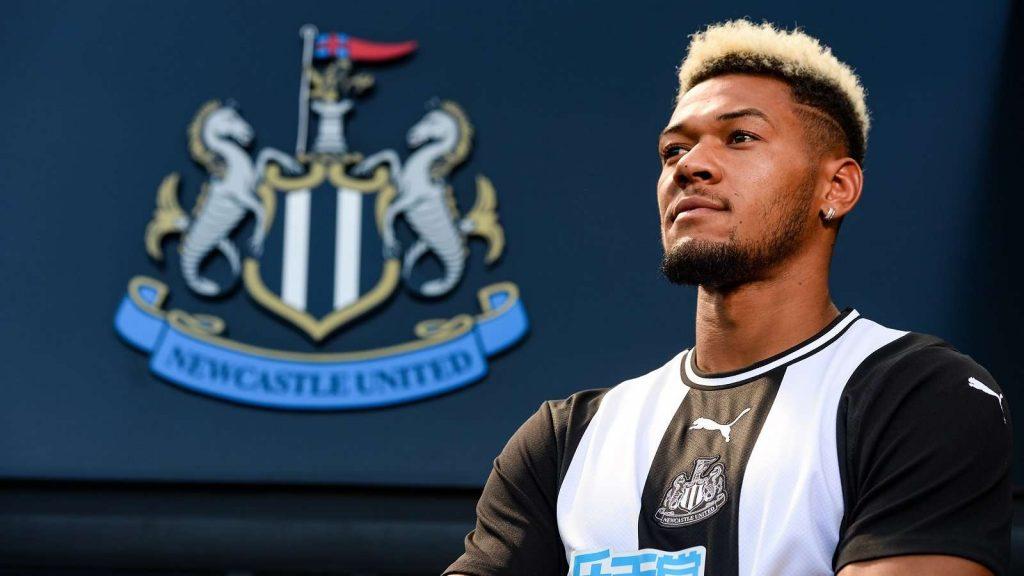 Officiel : Joelinton devient la recrue la plus chère de l'histoire de Newcastle