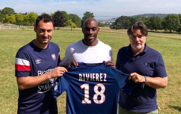 Officiel : le SM Caen s'offre Jonathan Rivierez