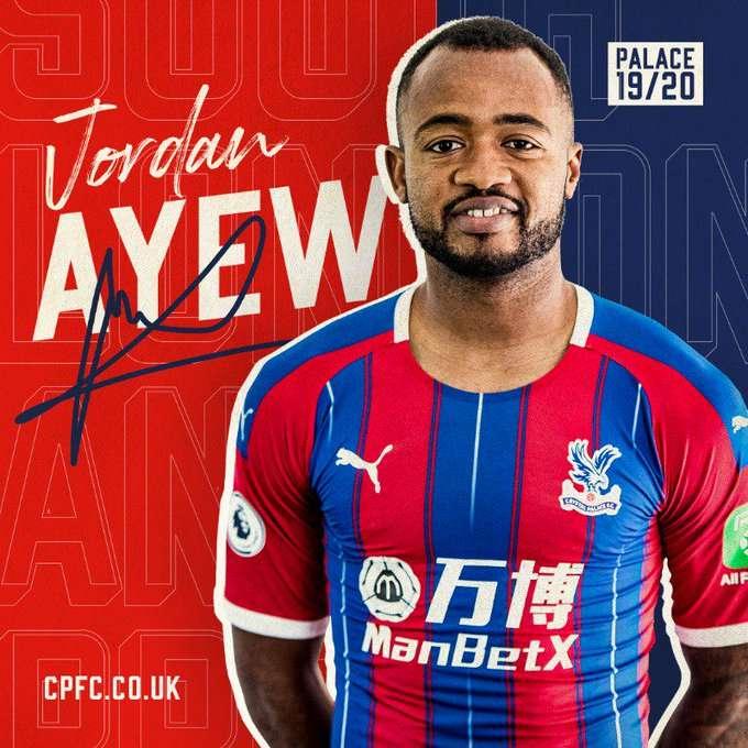 Officiel : Jordan Ayew passe définitivement de Swansea à Crystal Palace