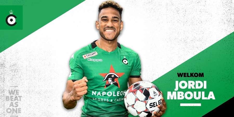 Officiel : Jordi Mboula prêté au Cercle Bruges