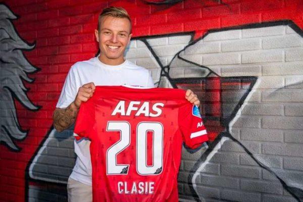 Officiel : Jordy Clasie signe à l'AZ Alkmaar