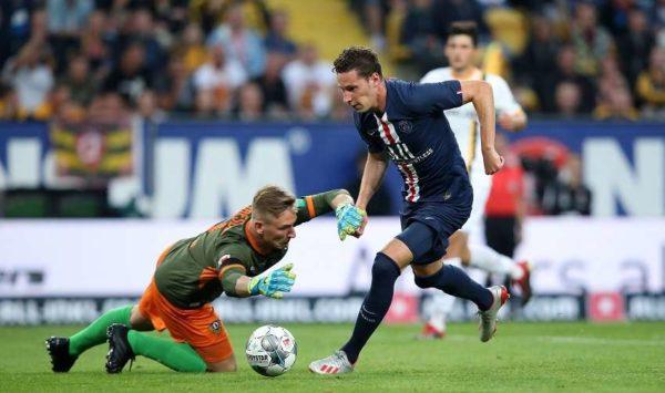 PSG : Un deuxième club français sur Julian Draxler