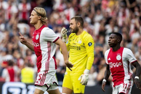 Hoffenheim concurrence l'OGC Nice pour un buteur de l'Ajax