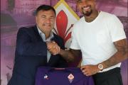 Officiel : Kevin Prince Boateng signe à la Fiorentina