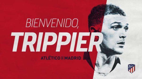 Officiel : Kieran Trippier signe à l'Atletico