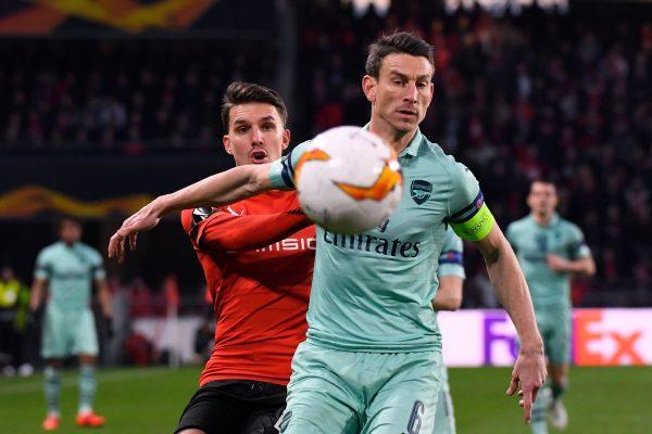 Une rencontre Arsenal-Rennes pour Laurent Koscielny !