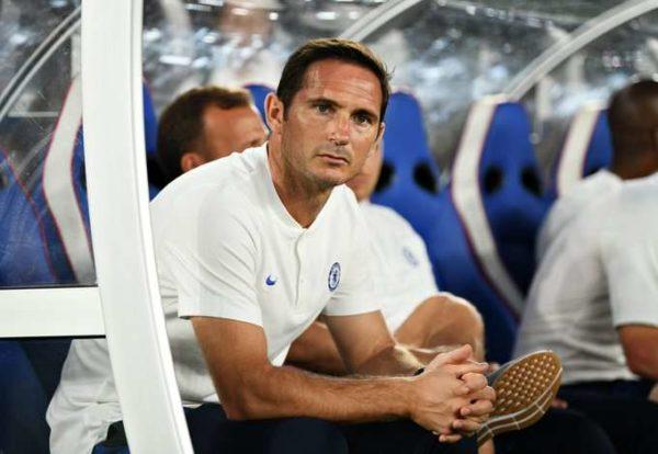 Chelsea : Frank Lampard prend position dans le dossier Kurt Zouma