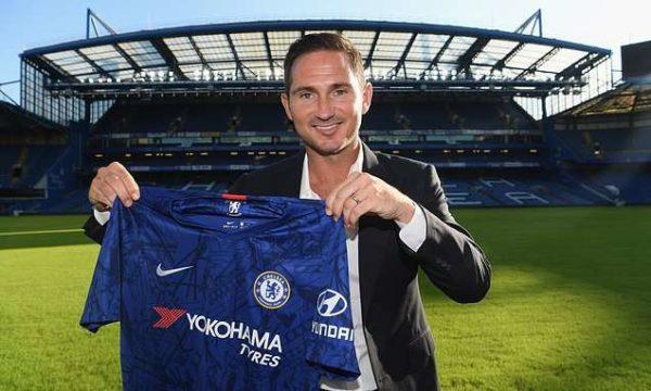 La première conférence de presse de Frank Lampard en tant que manager de Chelsea