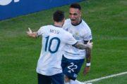 FC Barcelone : Messi déjà prêt à accueillir Lautaro Martinez