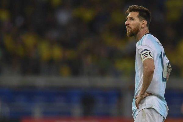 Copa America : Messi l'a mauvaise mais veut poursuivre avec l'Argentine