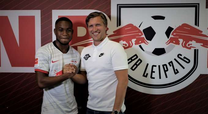 Officiel : Lookman quitte Everton et retourne à Leipzig