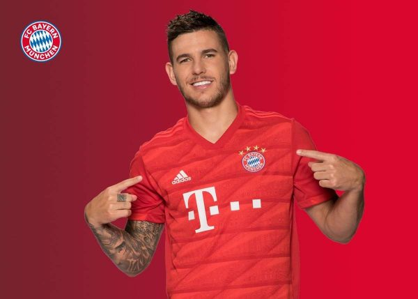 Bayern Munich : Pavard et Hernandez connaissent leurs numéros