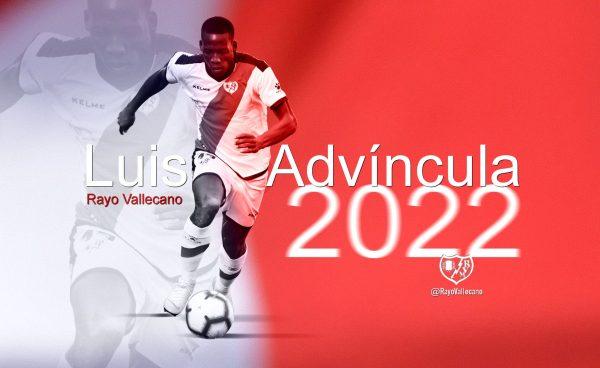 Officiel : Luis Advincula signe définitivement au Rayo