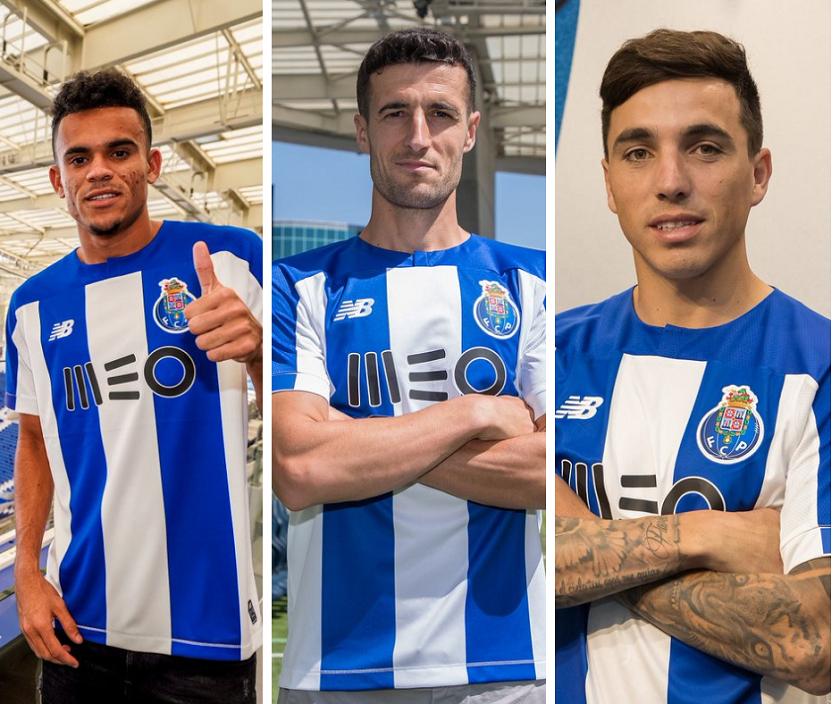 FC Porto : trois recrues officialisées
