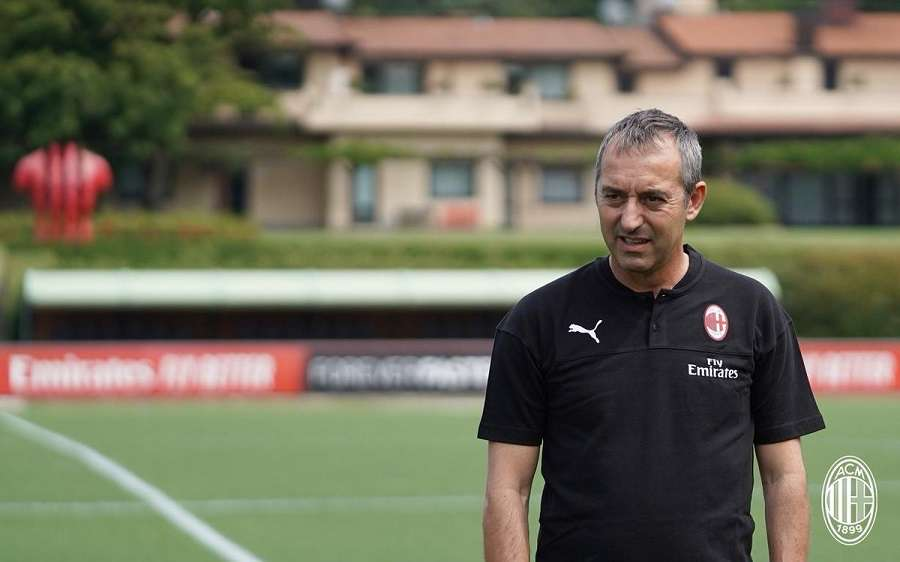 Milan AC : Giampaolo remercié, son successeur est connu