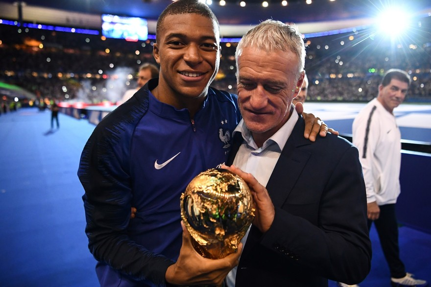 Les nommés pour les trophées The Best FIFA Football Awards sont…