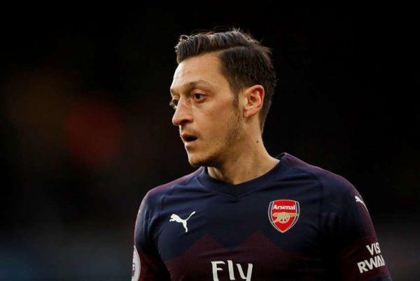 Arsenal : une deuxième piste en MLS pour Mesut Ozil