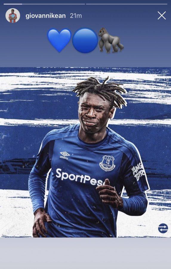 Le frère de Moise Kean annonce son transfert à Everton