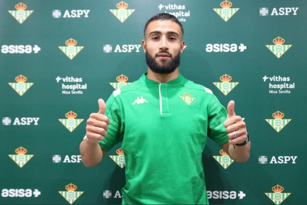 Officiel : Nabil Fekir est Sévillan