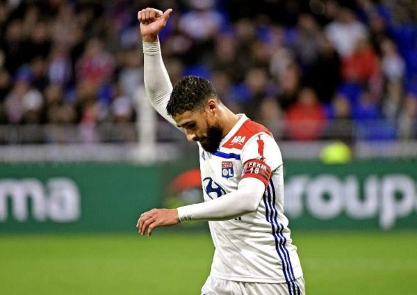Les adieux de Fekir à l'Olympique Lyonnais