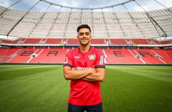 Officiel : Nadiem Amiri rejoint le Bayer Leverkusen
