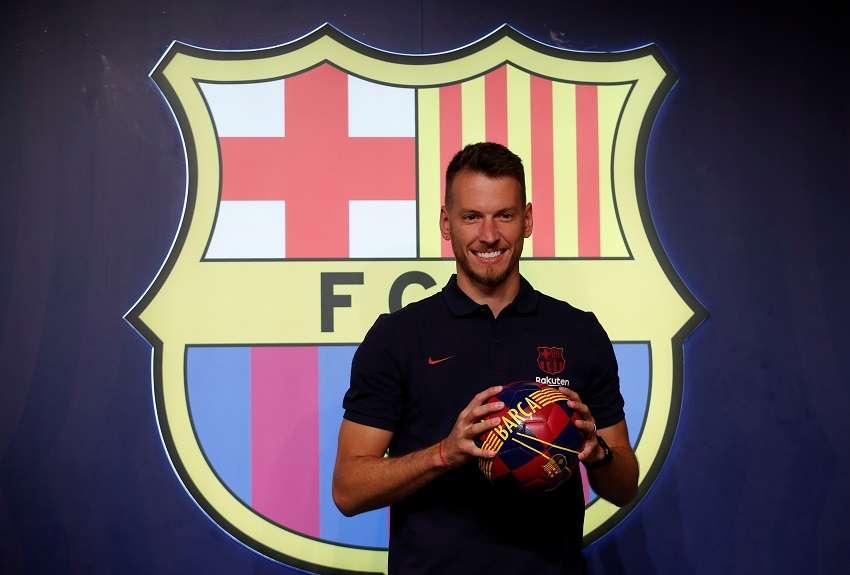 FC Barcelone : le gardien Neto bientôt vendu ?