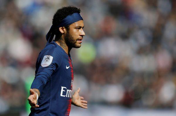 Le PSG veut voir Neymar au Real Madrid