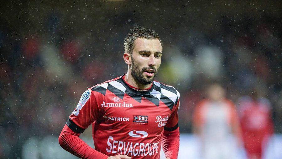 Officiel : Nicolas Benezet quitte l'En Avant Guingamp et rejoint la MLS