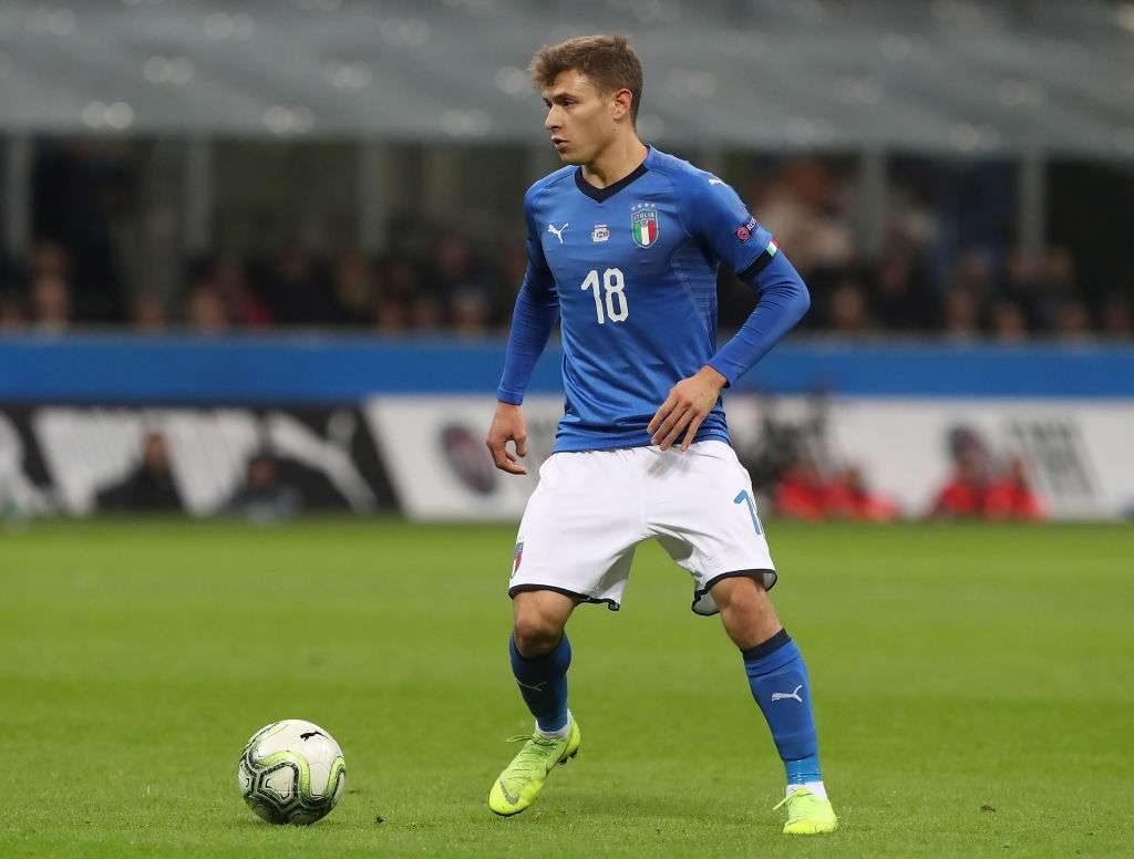 Inter : accord trouvé avec le Genoa pour Nicolo Barella