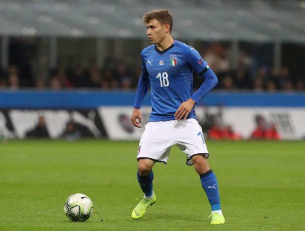Inter Milan : le dossier Nicolo Barella enfin bouclé