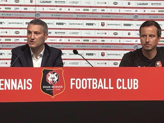 Stade Rennais: Olivier Létang dézingue la rumeur Koscielny