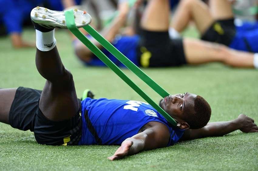 Man Utd entame des négociations avec Pogba