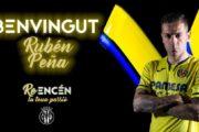Officiel : Ruben Pena quitte Eibar pour Villareal