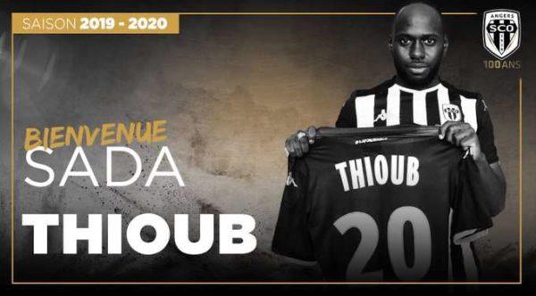 Officiel : Sada Thioub rejoint à son tour le SCO d'Angers