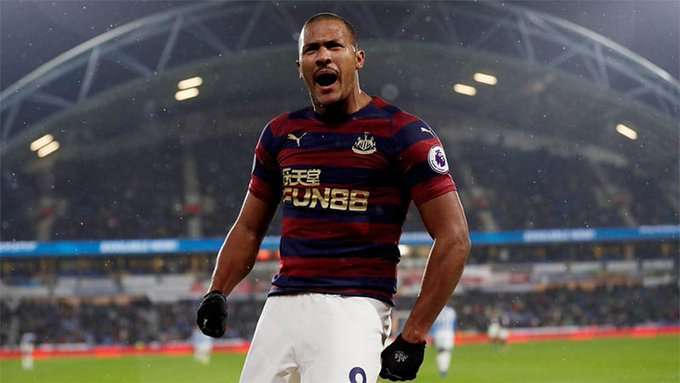 Officiel : Salomon Rondon signe en Chine