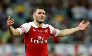 Mercato – Arsenal : Sead Kolasinac a des touches en Italie