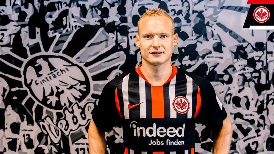 Officiel : Sebastian Rode de retour à l'Eintracht